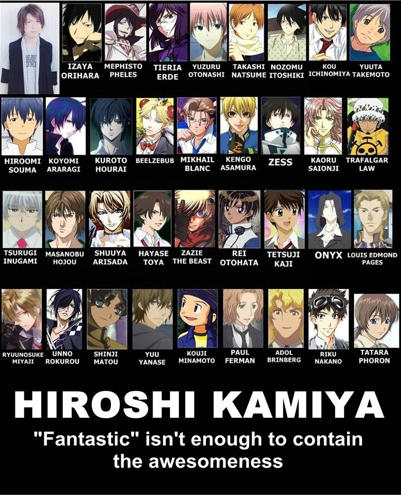 Game Time Seiyuu Sunday - Hiroshi Kamiya - YouTube
